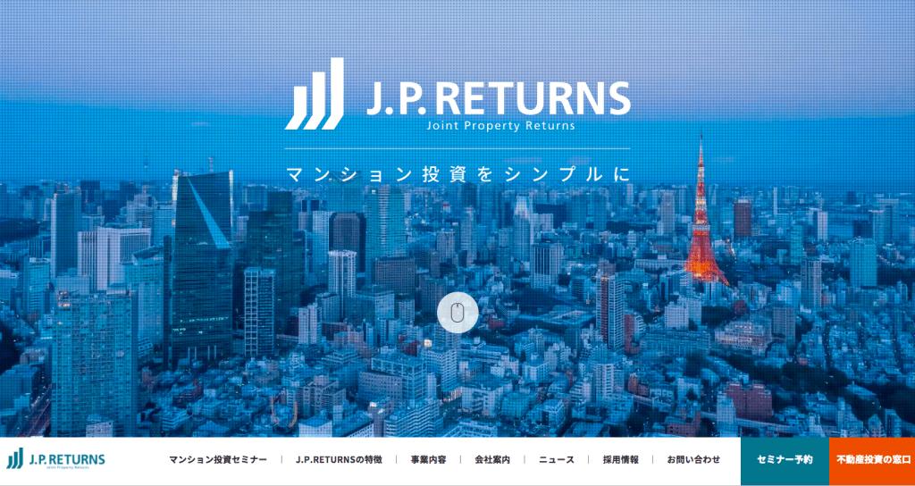J.P.Returns